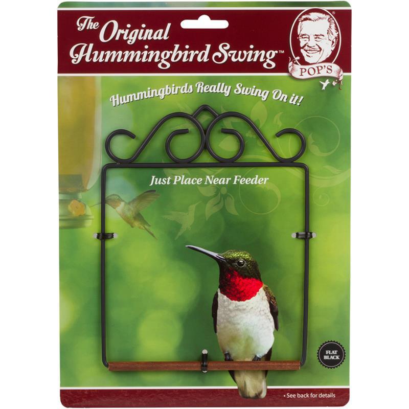 The Original Hummingbird Swing,SWINGGBL