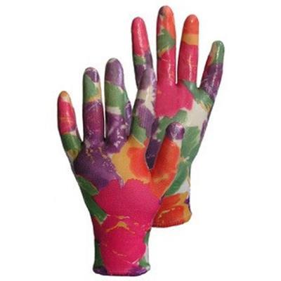 Floral Infusion Gardening Glove,BCFI