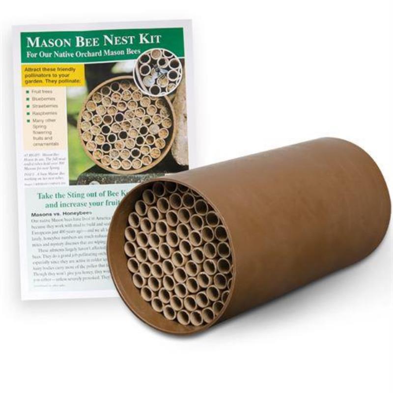 Mason Bee Nest Tube,BP402-12