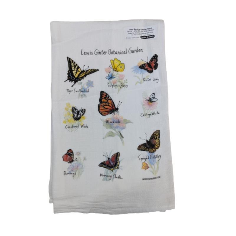 Lewis Ginter Flour Sack Towel,DISH-RS162