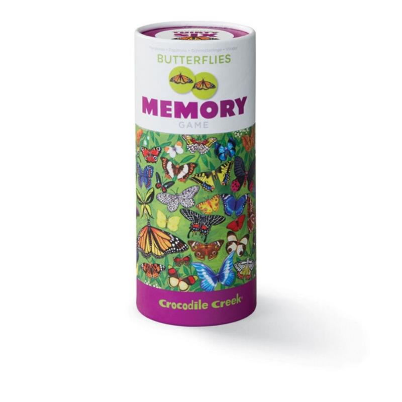 Butterflies Memory Game