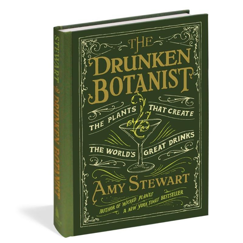 The Drunken Botanist by Amy Stewart,73046
