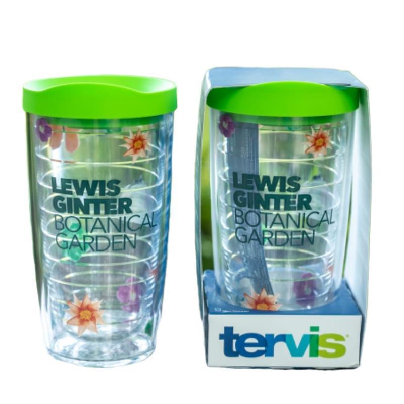 Lewis Ginter Logo Tumbler