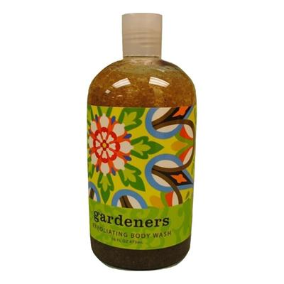 Gardener's Exfoliating Body Wash, 16 oz.