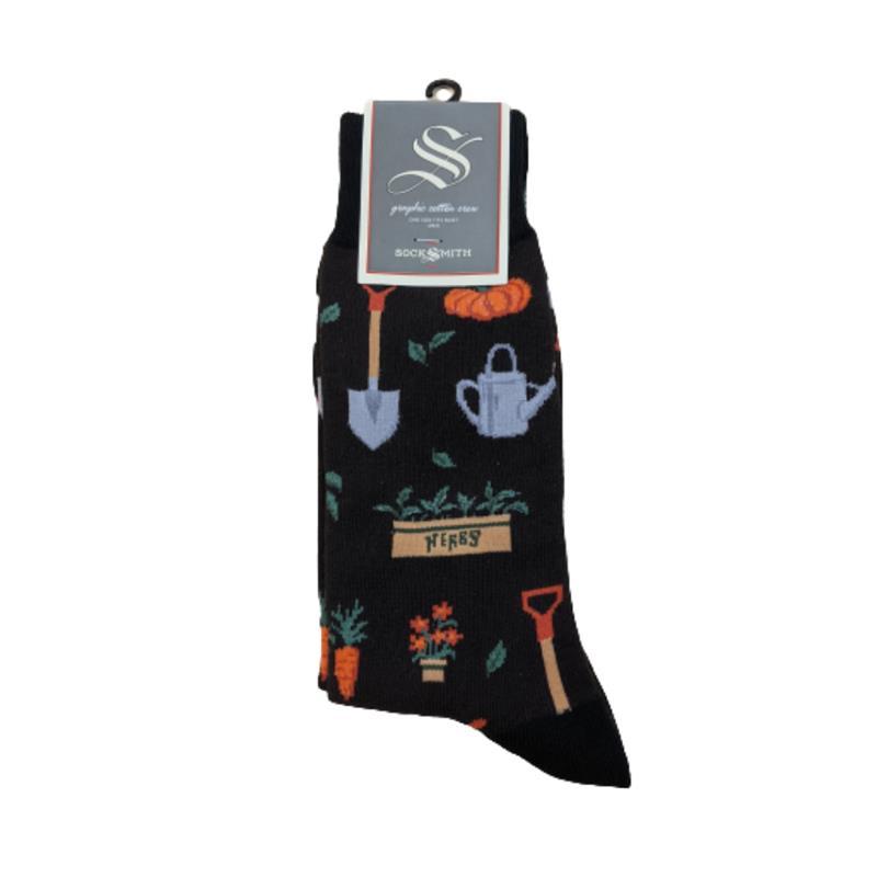 Men's Novelty Crew Socks