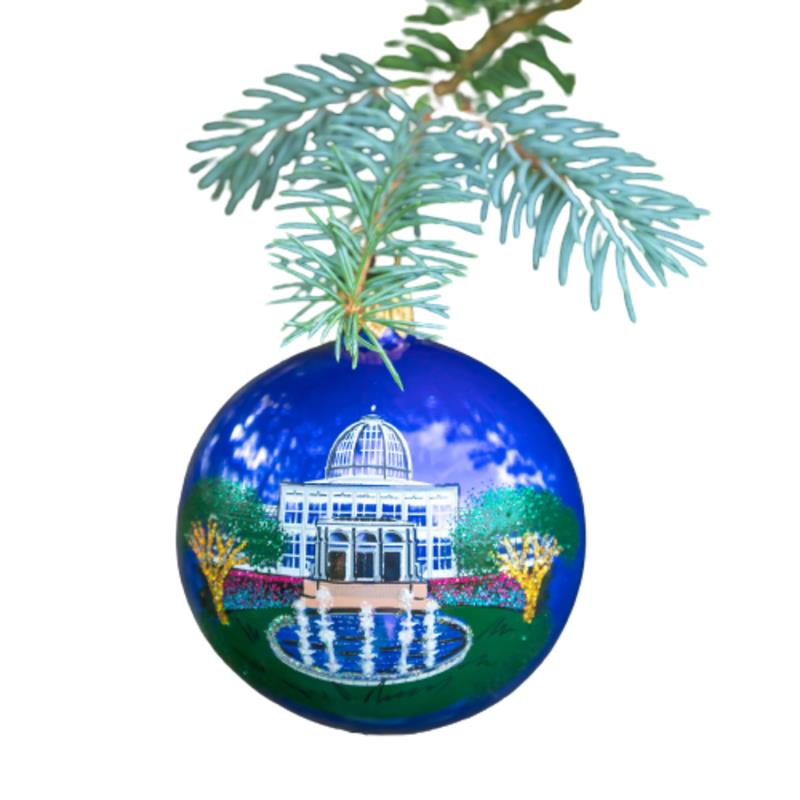 Lewis Ginter Ornament Ball