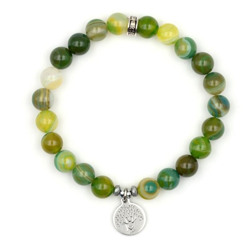 Earth Day Bracelet by Chavez for Charity