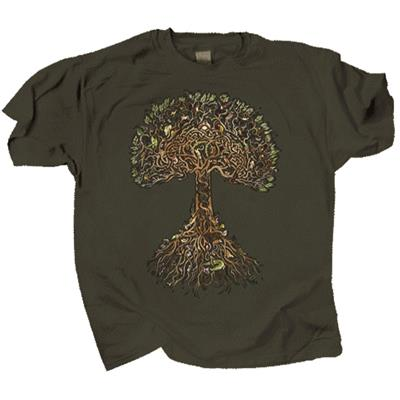 Tree of Life T-Shirt,WC575T