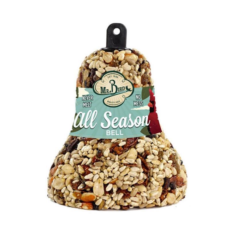 All Season Birdseed Bell,621