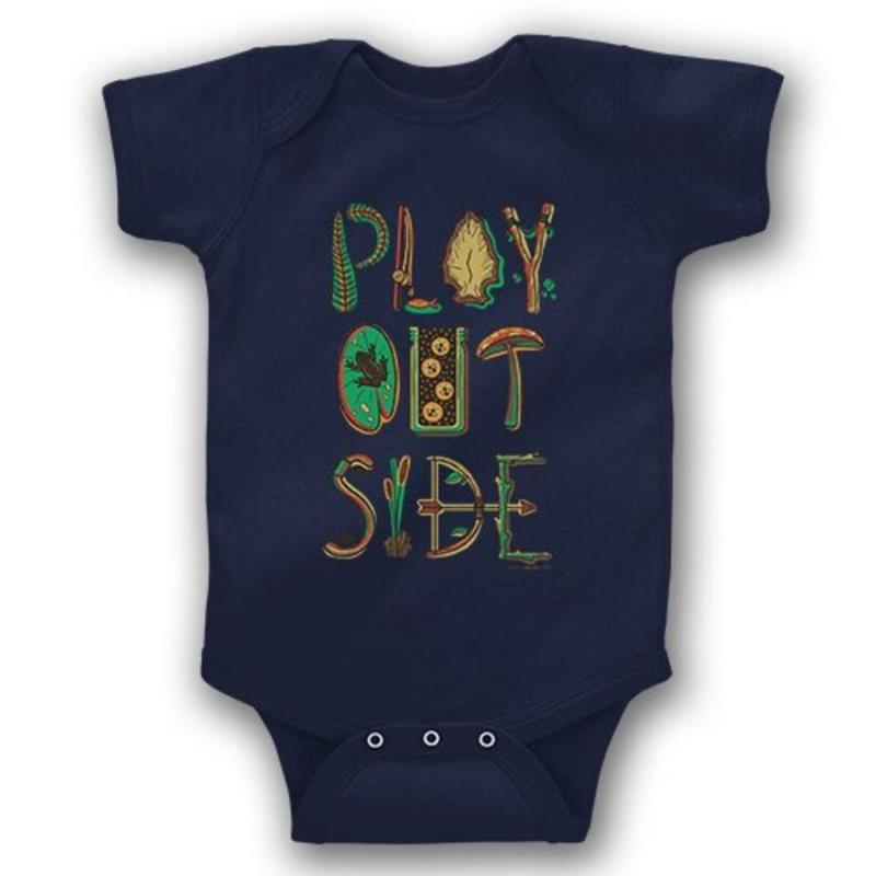 Play Outside Baby Bodysuit