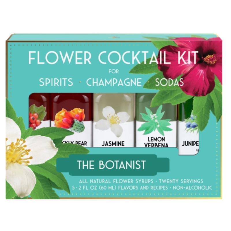 The Botanist Cocktail Kit