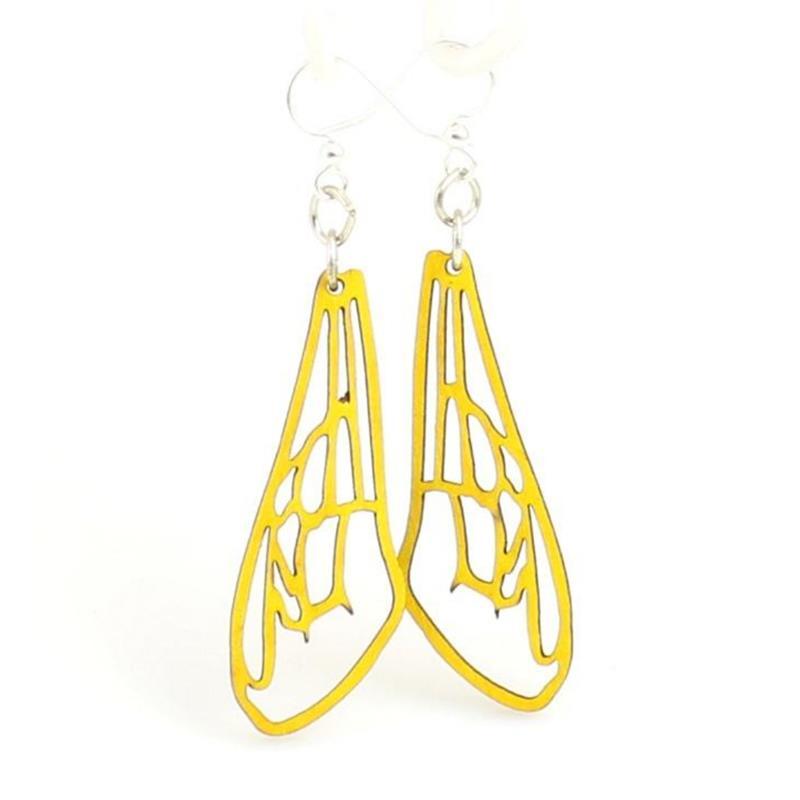 Bee Wing Earring,1045