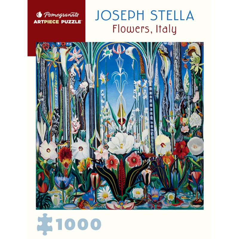 Flowers, Italy 1000 Piece Puzzle,AA809